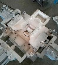 重力鑄造模具加工鋁合金模具定制到東莞厚街坤泰圖片
