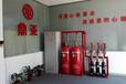 来宾市柜式七氟丙烷自动灭火装置GQQ150L/2.5厂家直销