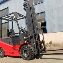 陜西商洛電動叉車冷庫食品廠1.5噸兩噸平衡重電動叉車
