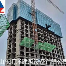 浙江杭州汇洋建筑爬架多少钱脚手架爬架规格多种厂家图片
