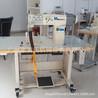 综合送料双针缝纫机