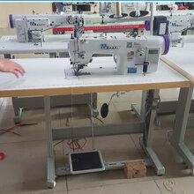 廠家直銷電腦同步帶刀車縫紉機帶刀電腦同步縫紉機圖片