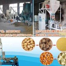 新型玉米饲料膨化机