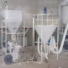 膨化木薯淀粉设备膨化木薯全粉生产线图片