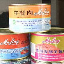 猪肉糜类罐头检测