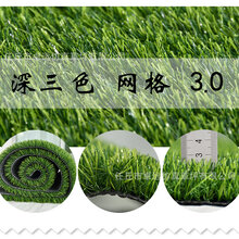 河北沧州人造草坪厂家、双包足球场草坪、幼儿园草坪图片
