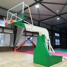 籃球架、液壓籃球架、籃球架廠家,晨健體育圖片