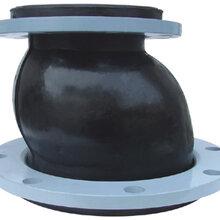 鞏義管道設備專業生產可曲繞橡膠接頭防水套管伸縮接頭廠家直銷圖片