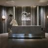 玛缇瓷砖作品案例,现代简约风的120㎡山城一梦
