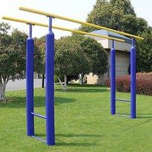 室外健身器材-名称大全-三位转腰器
