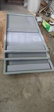 青島彩色涂層鋼板門的工作原理圖片