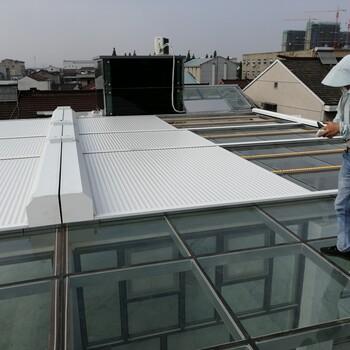 锦州阳光房顶隔热遮阳安装