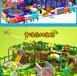 淘氣堡兒童樂園室內大型森林系列淘氣堡大蹦床廠家