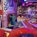 供應哈皮游樂新型室內淘氣堡滑滑梯波波球兒童闖關項目