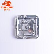 方形蝴蝶箱包鎖,通用五金配件定做,J911音響箱包鎖扣圖片