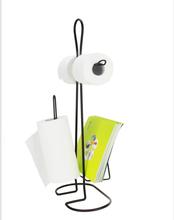 工廠直銷紙巾架卷紙架金屬紙巾架廁所用品紙巾架圖片