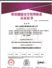 合肥ISO14000体系认证