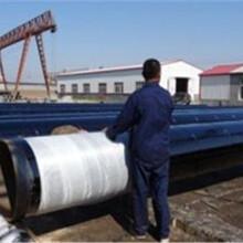 西安爱采购-三布四油环氧煤沥青防腐钢管图片