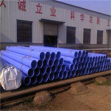 推荐国圻管道制造喀什地区矿用涂塑钢管生产厂家图片