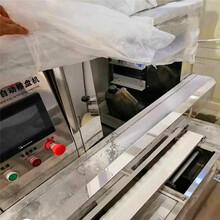 出售二手食品包馅机成型机排盘机图片