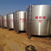 购销二手不锈钢储水罐5立方储水罐10立方储水罐价格图片