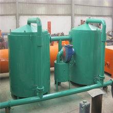 高效节能环保吊装式炭化炉创业好项目机制炭原木材炭化设备现货供应图片
