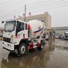 迪庆地区轻型水泥搅拌车多少钱一辆