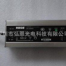 现货180W200W深圳茂硕电源LED驱动MOSO防水IP67工程路灯投光灯工矿灯带调光功能