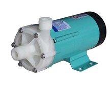 洁科牌磁力泵防腐蚀塑料化工耐酸碱泵电镀药水废水循环泵图片