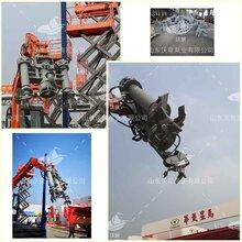 挖機清淤抽沙泵,大流量泥沙污泥泵,高揚程抽沙泵圖片