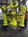 挖掘機抽淤泵大口徑排淤泵液壓抽泥漿裝置內五星馬達減震效果好