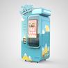 六加科技无人售货冰激凌机好口味品质冰淇淋自动售卖机
