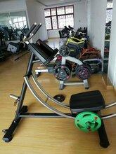 腹肌训练器健腹美腰机健身器材商用卷腹肌健腹机过山车