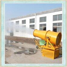 邛峡锦辉农业灌溉喷雾机果园喷洒雾炮机