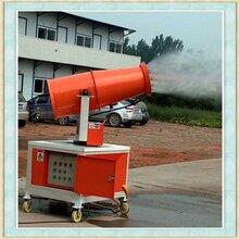 坡头区锦辉环保喷雾机维护保养雾炮机批发市场