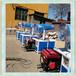 平谷錦輝環保柴油發電機組噴霧機汽油發電機組霧炮機