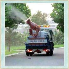 麻章区锦辉水雾抑尘车雾炮机厂家直供喷雾机