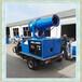 南安市锦辉车载式电动车柴油发电机组雾炮机车载式电动车汽油发电机组喷雾机