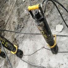 四川攀枝花静态爆破设备破石头机器销售厂家图片