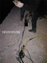 甘肃张掖露天矿山开采不能使用爆破用什么机械销售厂家图片