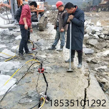 江苏南通混凝土破裂无声静态开采硅石哪家质量好图片