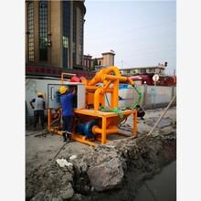 重庆地铁盾构污水处理泥浆分离机生产厂家图片