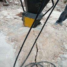 贵州铜仁大型液压岩石劈裂机多少钱
