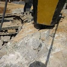 新疆阿克蘇免爆破破拆設備液壓分裂棒制造廠家圖片
