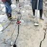 开采石头开矿采矿开采硬石头设备