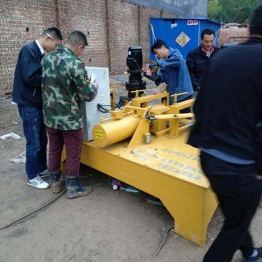 滾圓機引水涵洞工字鋼彎曲機冷彎機75角鋼彎圓機