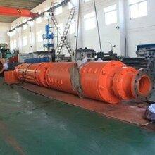 江河取水大流量潛水泵_深井泵_可臥用-奧特泵業圖片