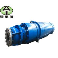 QKZP200-120单吸式6级电机矿山排水潜水泵图片