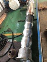 500QH系列不锈钢耐腐蚀性液体深井潜水泵图片