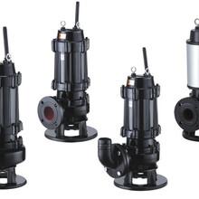 50WQR15-1.1kw小功率高温污水潜水泵图片